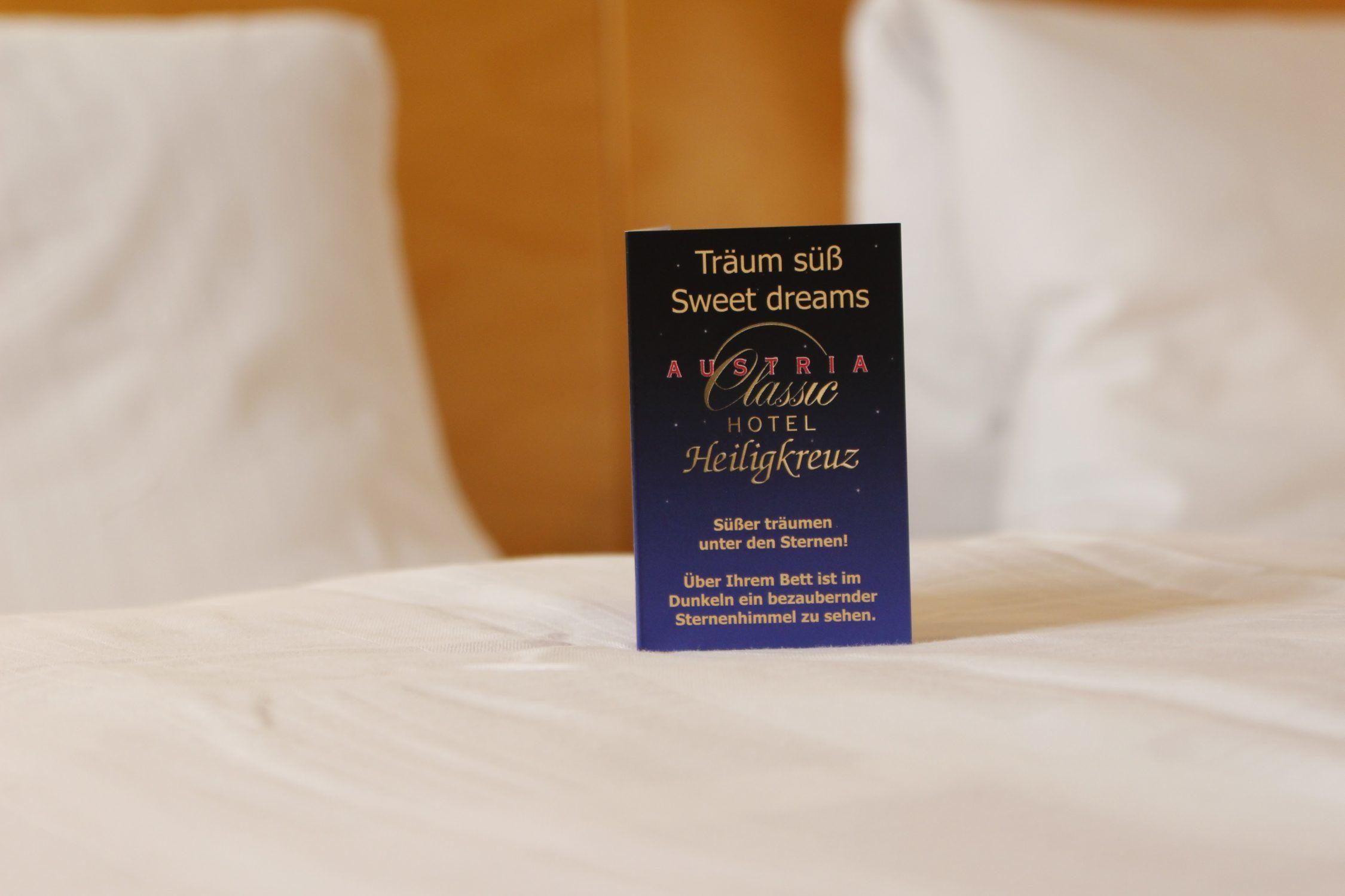 Hotel Heiligkreuz Superior Zimmer