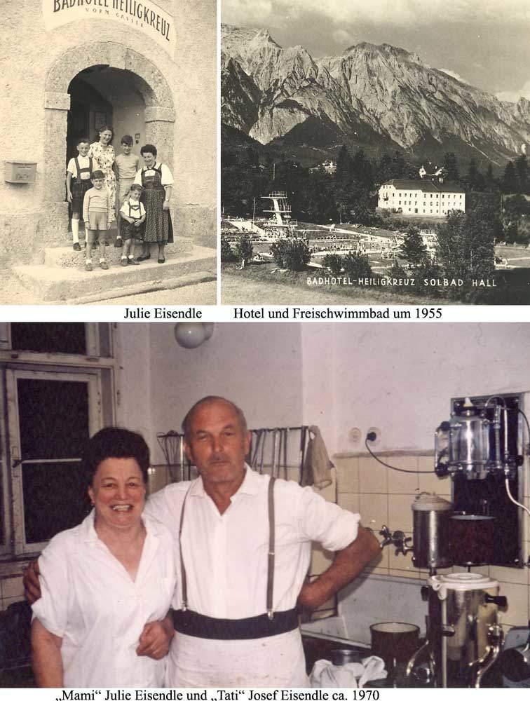 Hotel_Heiligkreuz-Familie Eisendle_1955-1970
