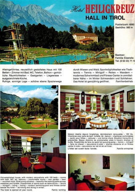 Badhotel Heiligkreuz_1970er Jahre
