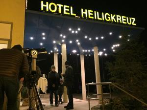 Astrostammtisch im Hotel Heiligkreuz in Hall
