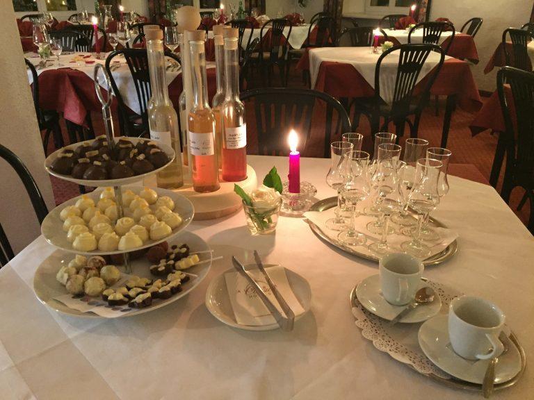 Restaurant - Hotel Heiligkreuz Hall bei Innsbruck