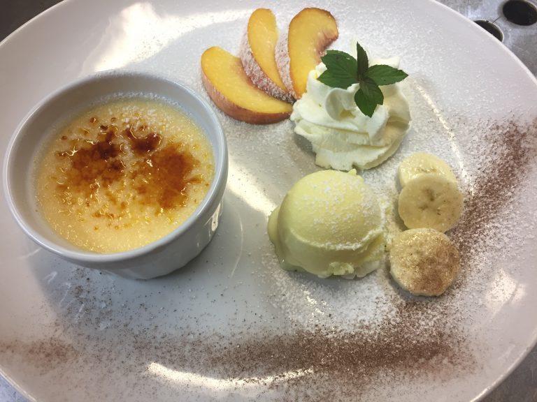 Crème Brûlée - Hotel Heiligkreuz Hall bei Innsbruck