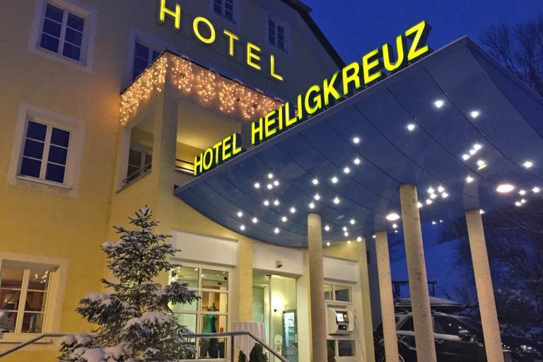 Austria Classic Hotel Heiligkreuz im Winter