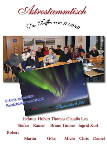 Astrostammtisch 2019 Hotel Heiligkreuz Hall in Tirol