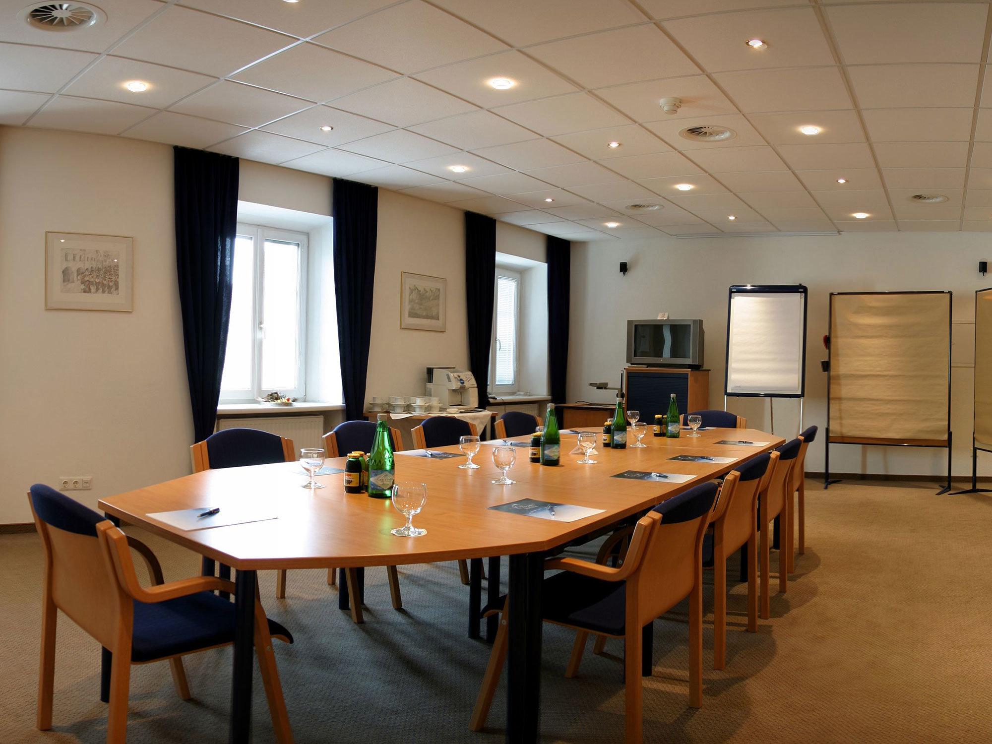 Seminarraum - Sitzung - Seminarhotel Heiligkreuz Hall bei Innsbruck
