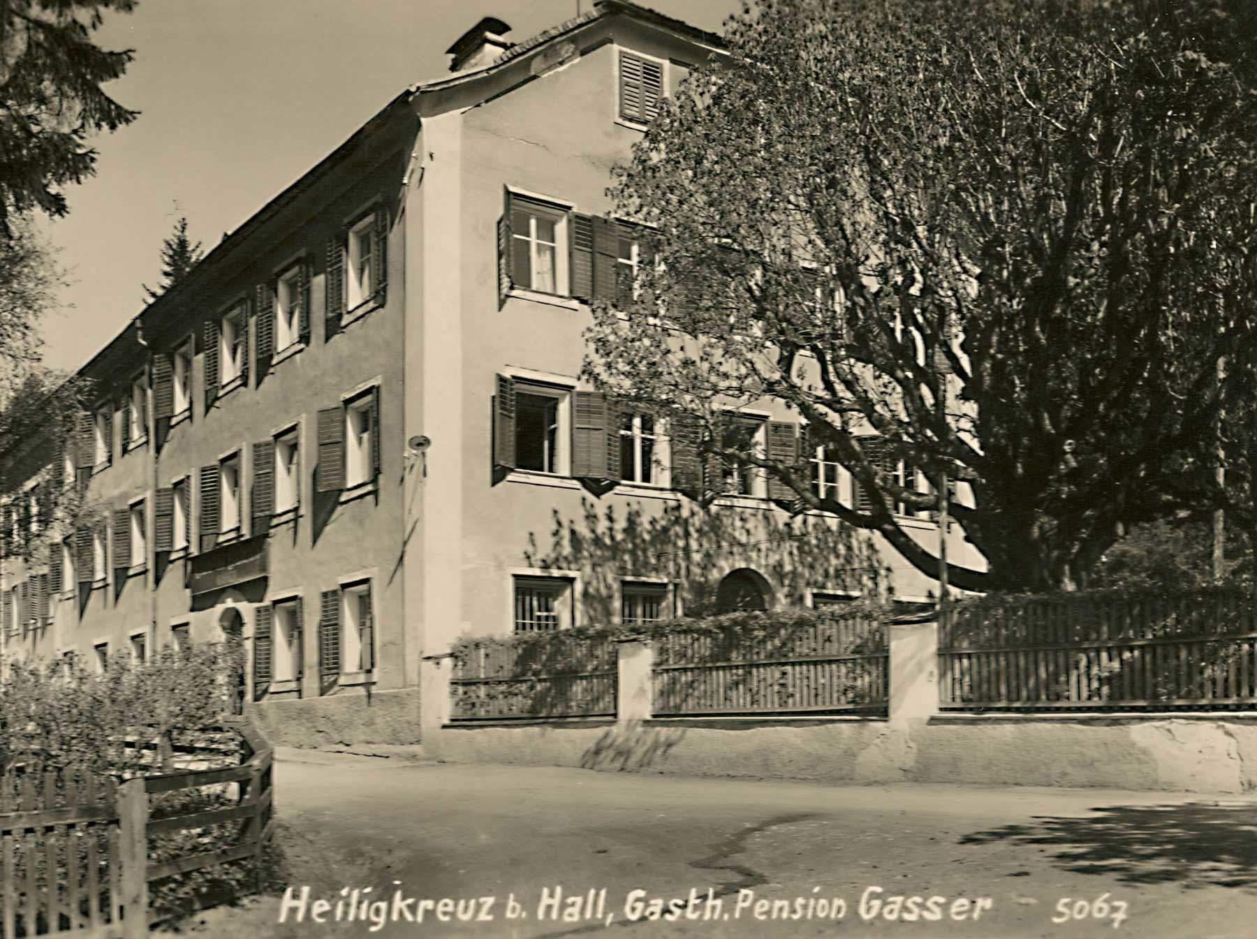 ehemaliges Badhotel-Pension Gasser 1930 - Austria Classic Hotel Heiligkreuz